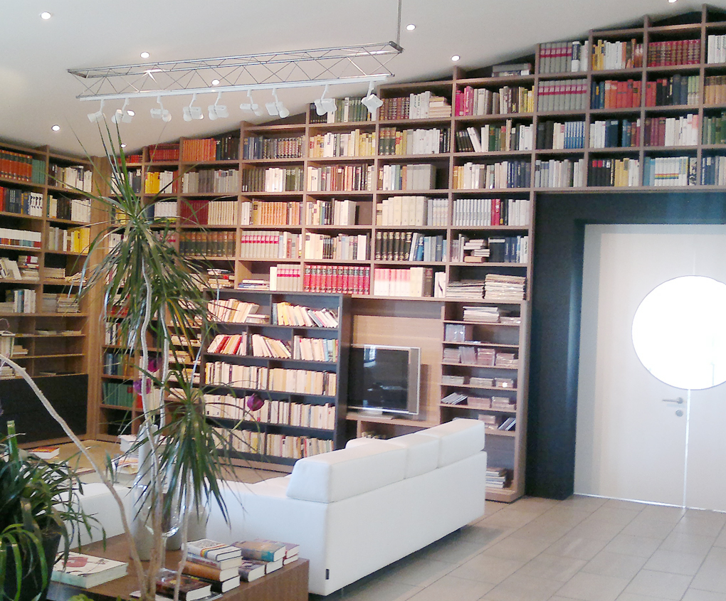 Amenagement bibliotheque nancy design - Amenagement bibliotheque salon ...